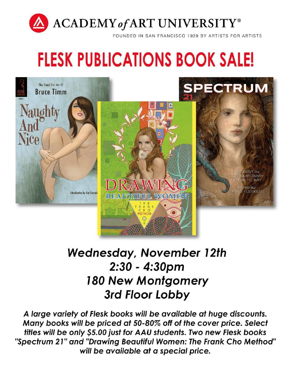 Flesk Publications Book Sale 11:12:14